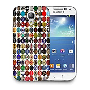 Snoogg Bottles Necks Designer Protective Back Case Cover For SAMSUNG GALAXY S4 MINI