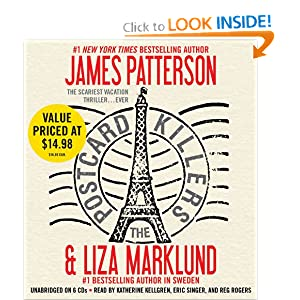 James Patterson - The Postcard Killers MP3 Audiobook