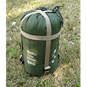 Airblasters Outdoor Sleeping Bag Camping Sleeping Bag Envelope Sleeping Bag For Travel Hiking Multifuntion Ultra-light