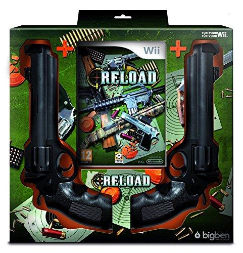 bigben-wireloadbn2gw-jeux-video-reload-2-spaghetti-guns-pour-wii