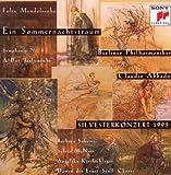 Abbado Golden Label: Ein Sommernachtstraum,Op.21 & 61, Sinfonie Nr. 4 A-Dur (Italienische) Op. 90