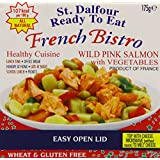 St Dalfour French Bistro Salmon and Vegetable Meal 175g (Pack of 6)
