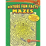 SPARK  Nature Fun Facts Mazes (Dover Children's Activity Books)