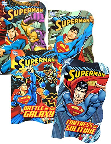 DC Comics Superman® Board Books - Set of Four - 1