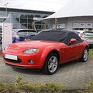 Half Car Cover For Mazda Mx
