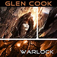 Warlock: Darkwar, Book 2 (       UNABRIDGED) by Glen Cook Narrated by Eva Kaminsky