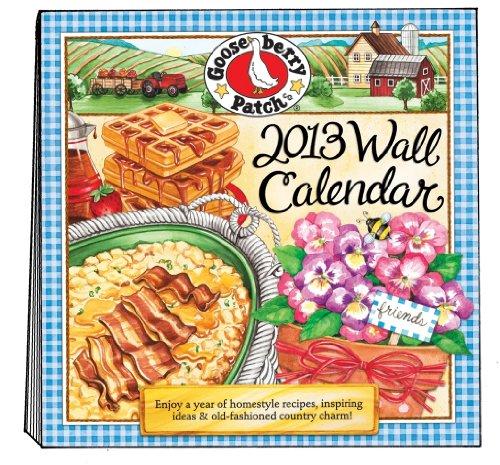 2013 Gooseberry Patch Wall Calendar