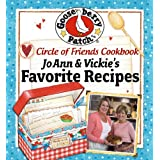 Circle of Friends Cookbook 25 of JoAnn & Vickie's Favorite Recipes ~ Gooseberry Patch