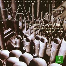 Bach, JS : Chorale Prelude BWV718 : Christ lag in Todesbanden