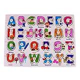 Rolimate juguetes de la forma clásica clavija de madera Puzzle Deluxe Bundle
