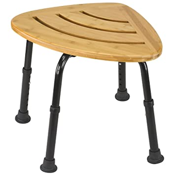 BuyDirect2You Bamboo Bath and Shower Chair