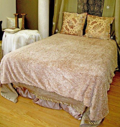 Faux Fur Comforter King front-718057