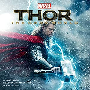 Marvel's Thor: The Dark World Audiobook