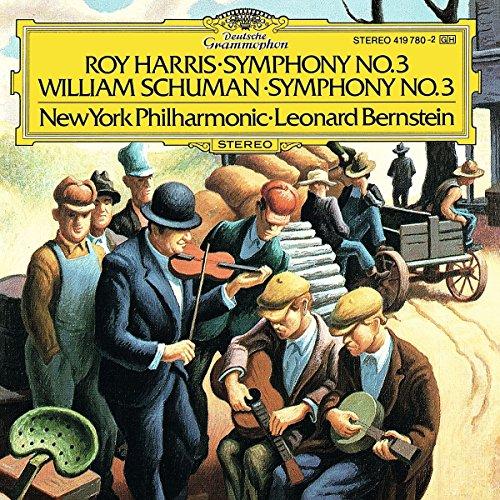 Roy Harris: Symphony No. 3 / William Schuman: Symphony No. 3 (Roy Harris Symphony 3 compare prices)