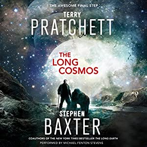 The Long Cosmos Hörbuch