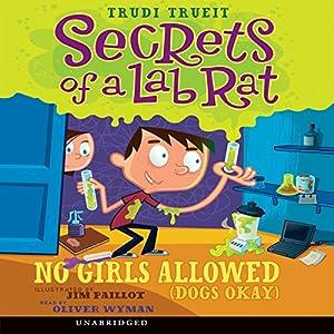 Secrets of a Lab Rat #1 Audiobook
