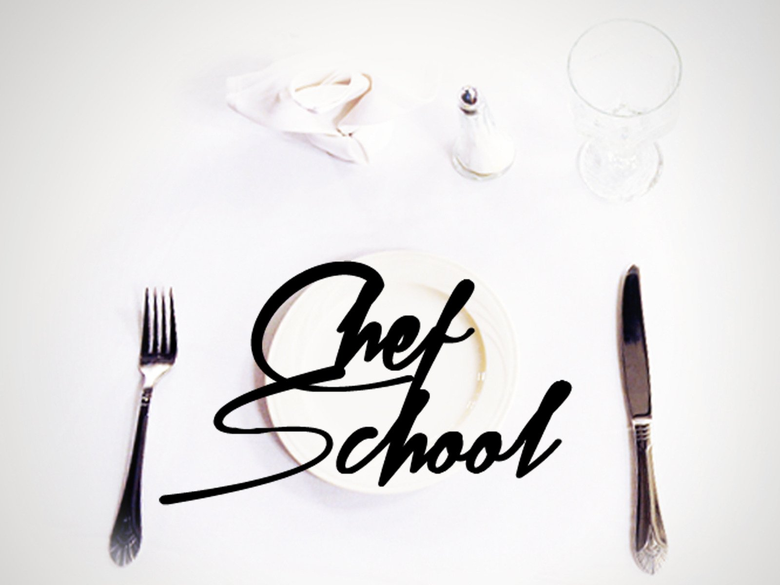 Chef School on Amazon Prime Video UK