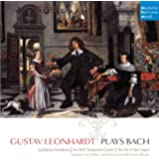 Gustav Leonhardt plays Bach