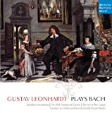 echange, troc  - Gustav Leonhard Plays Bach