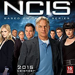 NCIS Wall Calendar by Sellers Publishing Inc 2016 by Sellers Publishing, Inc.