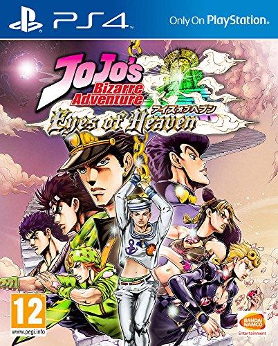 JoJo's Bizarre Adventure Eyes of Heaven