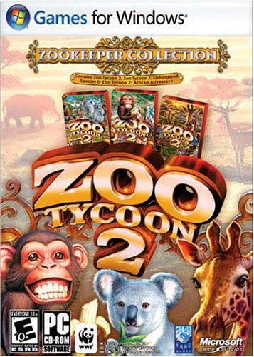 Zoo tycoon mac