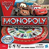 Hasbro Cars 2 Monopoly Race Track Game
