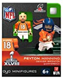NFL Denver Broncos Peyton Manning Toy Figure at Amazon.com