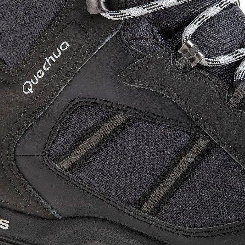 Shoes9 5 Forclaz Quechua 50 Ukblack FJTlcK1