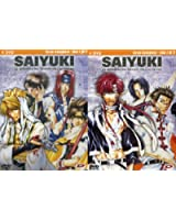 Saiyuki - Serie Completa (Eps 01-50) (8 Dvd)