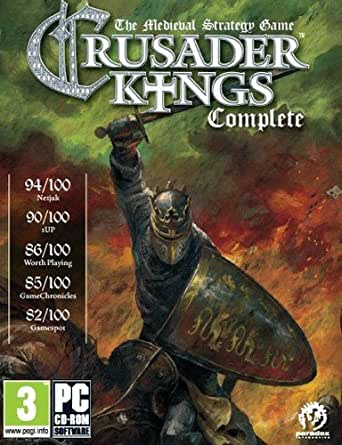 Crusader Kings Pack [Download]