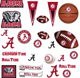 RoomMates RMK1099SCS University of Alabama Peel & Stick Wall Decals at Amazon.com