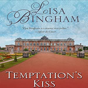 Temptation's Kiss Audiobook