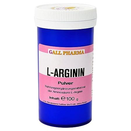 Gall Pharma L-Arginin GPH Pulver, 1er Pack (1 x 100 g)