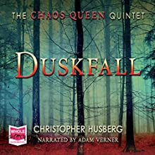 Duskfall Audiobook by Christopher Husberg Narrated by Adam Verner