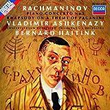 Rachmaninov: Piano Concerto, No. 1 / Rhapsody On A Theme of Paganini