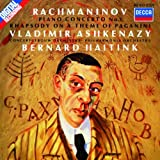 Concerto pour piano n°1 / Rhapsodie