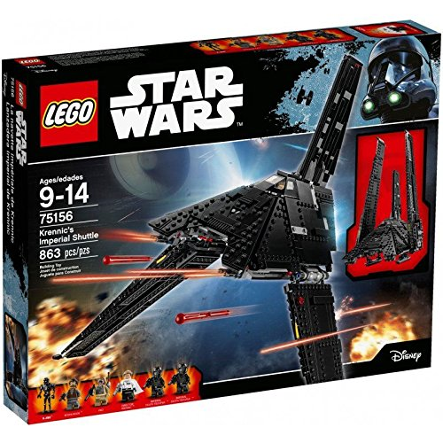 LEGO (LEGO) of Star Wars Kurenikku Imperial Shuttle 75156