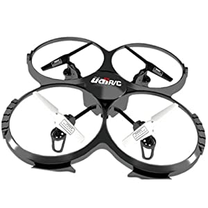 UDI U818A Gyro RC Review