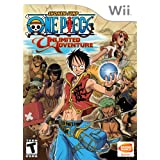One Piece: Unlimited Adventure - Nintendo Wii ~ Namco