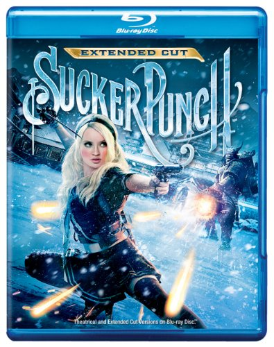 Cover art for  Sucker Punch [Blu-ray]