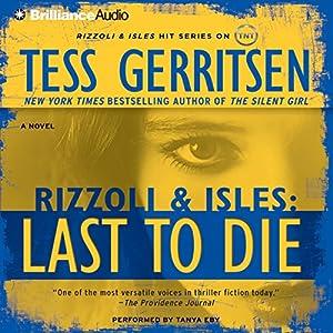 Last to Die Audiobook