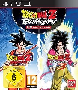Dragonball Z: Budokai - HD Collection - [PlayStation 3]