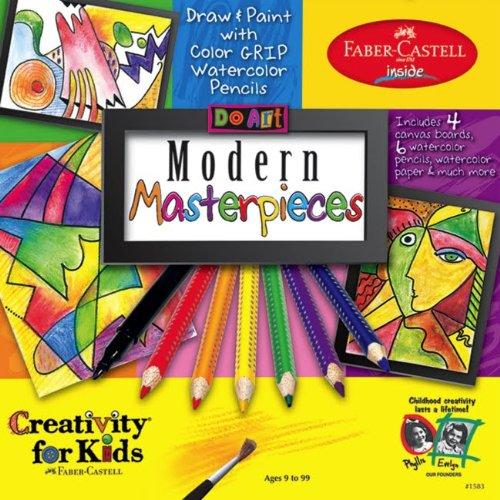 Faber-Castell-Do-Art-Modern-Masterpieces-Premium-Art-Supplies-For-Kids