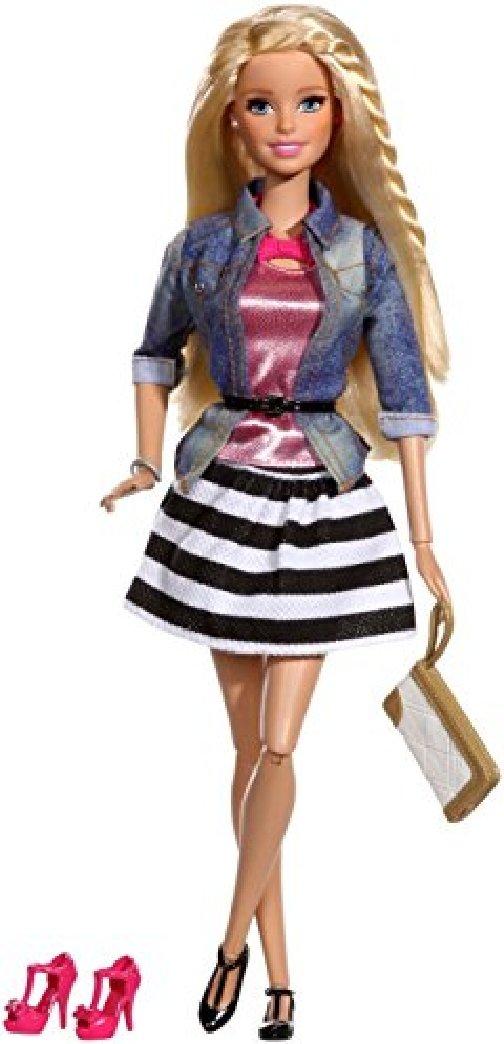 Barbie Barbie Style! Barbie cute CFM75 doll mascot figure girl fashion kids kaufen