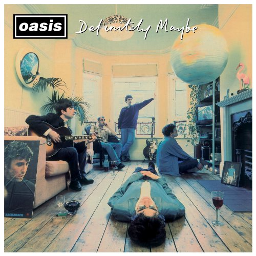 Oasis - Definitely Maybe [2 Lp][remastered] - Zortam Music