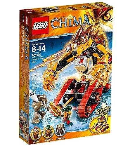 LEGO Chima 70144 - Leone Di Fuoco Di Laval