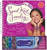 Spool Knit Jewelry: Make Beautiful Bracelets, Anklets and Rings: 6pack (Klutz) (1570548056) by Johnson, Anne Akers