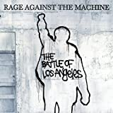 The Battle of Los Angeles by Rage Against the Machine [Music CD]