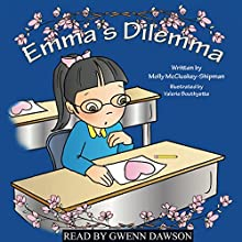 Emma's Dilemma (       UNABRIDGED) by Molly McCluskey-Shipman Narrated by Gwenn Dawson